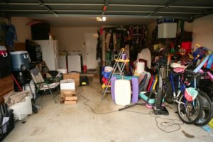 Clean out the clutter to prepare your home for sale