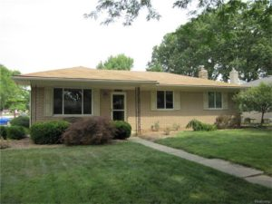 Home for sale in Sterling Heights MLS 216075986