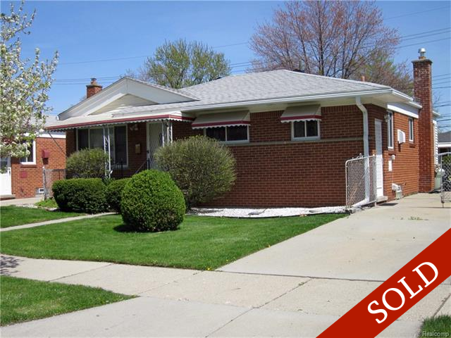 SOLD – 28234 Park Ct, Madison Heights, 48071, MLS #217031729