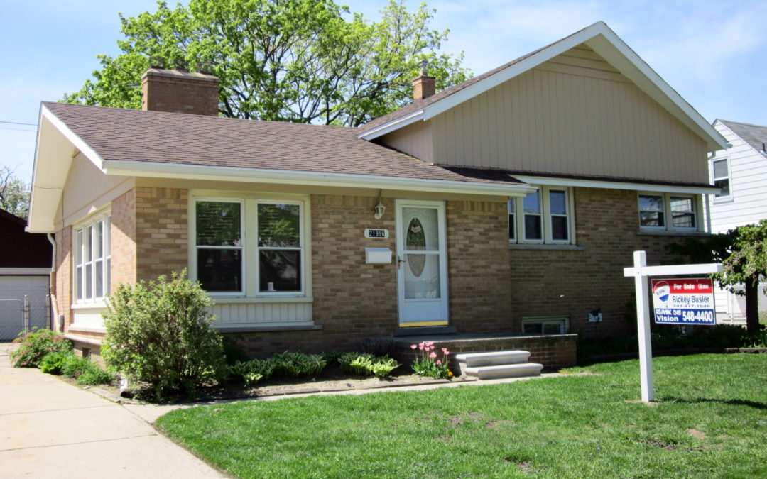 SOLD – 21916 Stephens, St. Clair Shores, 48080, MLS #217026300