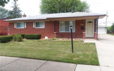 SOLD – 30549 Westmore, Madison Heights, 48071, MLS #217063273