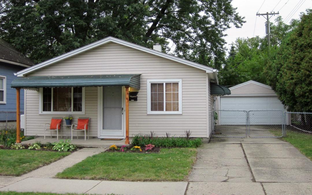 SOLD – 1326 Rosewood, Ferndale, MI, 48220, MLS #217085012