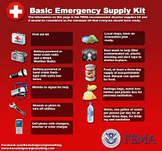 Are You Prepared? Create a Home Emergency Kit