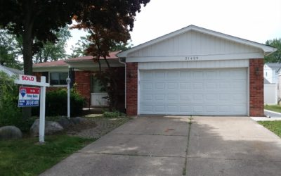 SOLD – 31429 Edgeworth Madison Heights, 48071!! MLS # 218043999