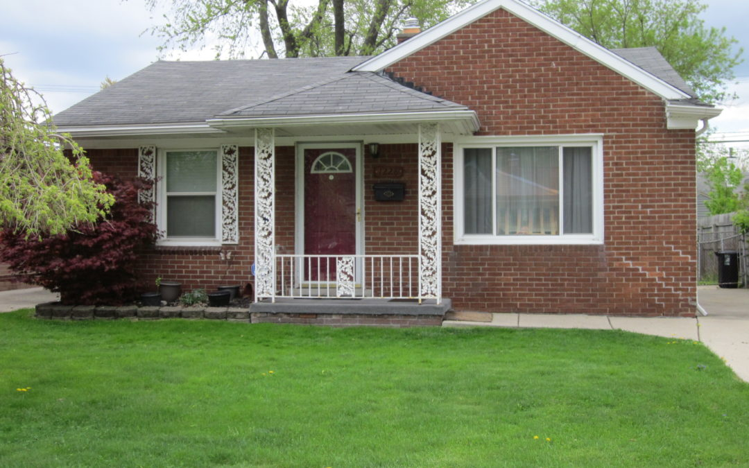 SOLD – 1228 E Barrett Madison Heights, 48071!! MLS #218040609