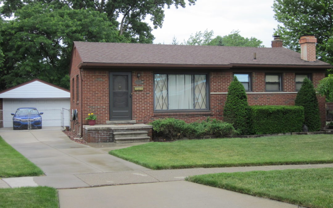 Introducing  My New Residential Listing at 21911 Karam Court in Warren, 48091! Being Offered for $94,444