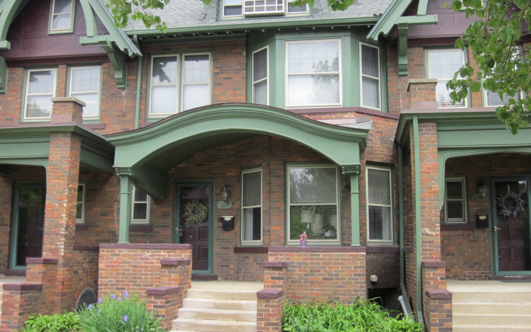 SOLD – 455 E Ferry Street, Unit #2, Detroit, 48202!! MLS #218045561