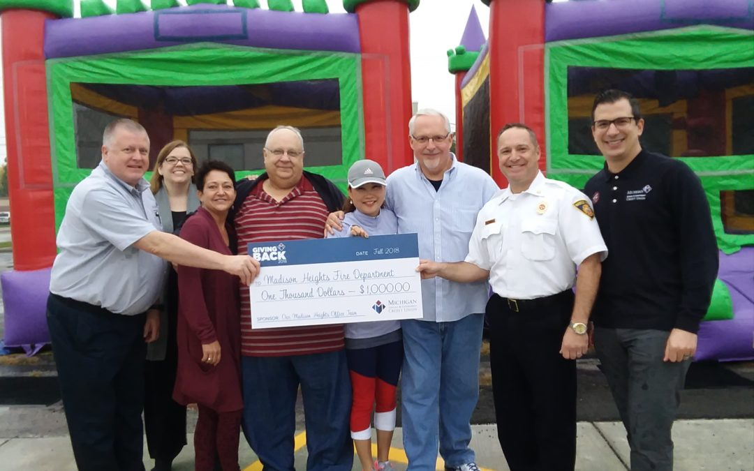 Madison Heights Fire Department and DDA Join Forces…