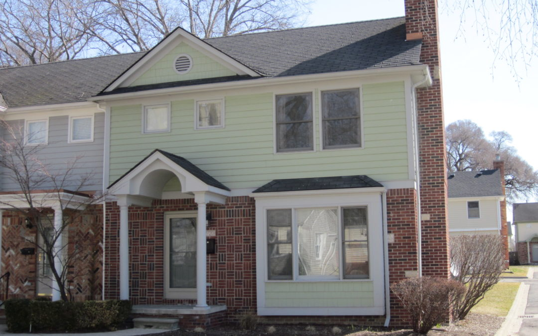 I am Proud to Introduce an Amazing Condo at 2720 Wolcott in Ferndale for Lease!