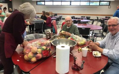 Madison Heights Active Adult Center's Pie Fundraiser…