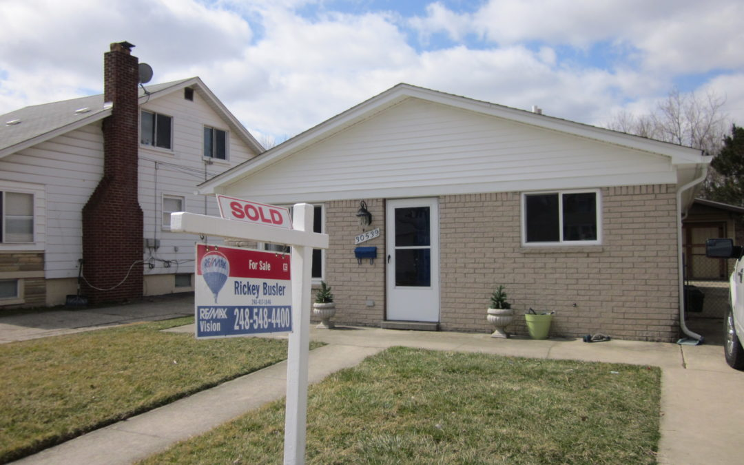 30539 Alger Madison Heights Sold