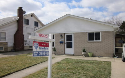 SOLD – 30539 Alger in Madison Heights, 48071!! MLS #220009562