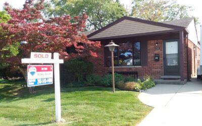SOLD – 634 Manchester Street in Madison Heights, 48071!! MLS #2200064460