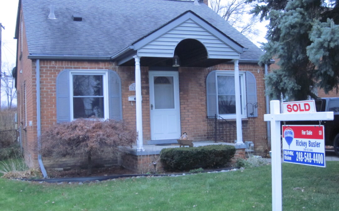 My Truly Terrific Sellers, and Friends, of 26145 Brettonwoods in Madison Heights recently said…