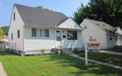 SOLD – 414 W. Tacoma in Clawson, 48017!! MLS # 2210034715