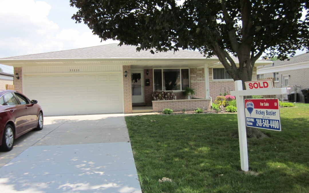Sold - 33230 Mina Sterling Heights 48312